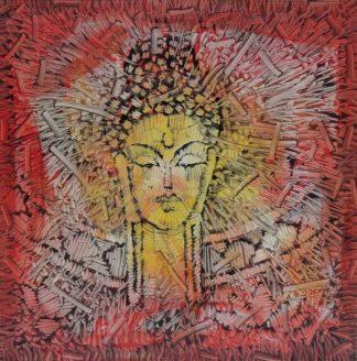 Buddha by Chelian Desikan