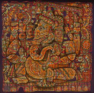 Ganesha by Veera Santhanam