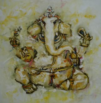 Ganesha by N S Manohar