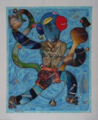 Hanuman by G Subra