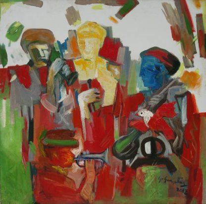 Music Troupes by G Gangatharan