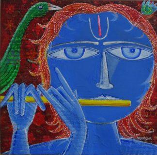 Krishna by K Muralidharan
