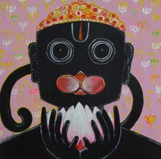 Hanuman by K Muralidharan
