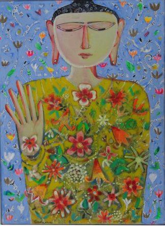 Buddha by K Muralidharan