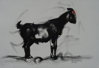 Goat by N S Manohar