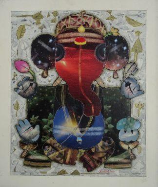 Ganesha by G Subra
