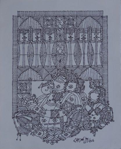 Ganesha 2 by G Raman