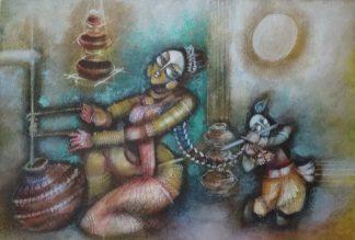 Krishna by A Selvaraj