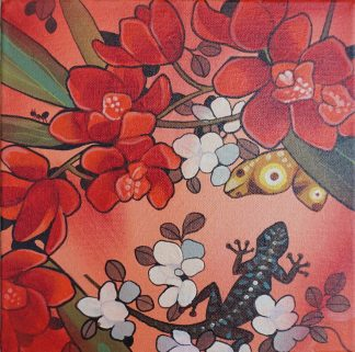 Loving Nature - 1 by Ganapati Hegde