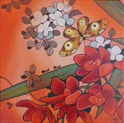 Loving Nature - 2 by Ganapati Hegde