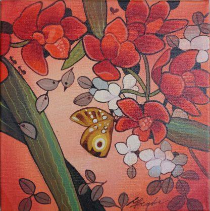 Loving Nature - 3 by Ganapati Hegde