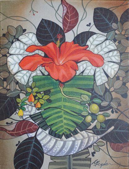 Praising Nature by Ganapati Hegde