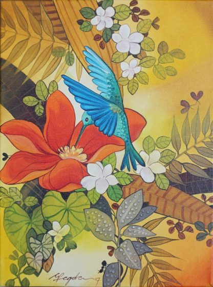 Sweet Wings - Life in Nature by Ganapati Hegde