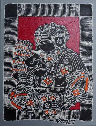 Ganesha - Mathalam by G Raman