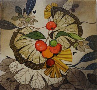 Gooseberries by Ganapati Hegde
