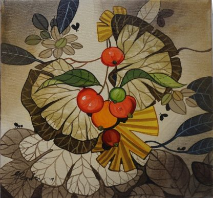 Gooseberries by Ganapati Hegde