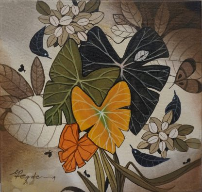 Hidden Face by Ganapati Hegde