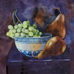 Watercolor still-life workshop at Iba Arts and Crafts