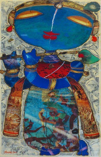 Krishna by G Subra